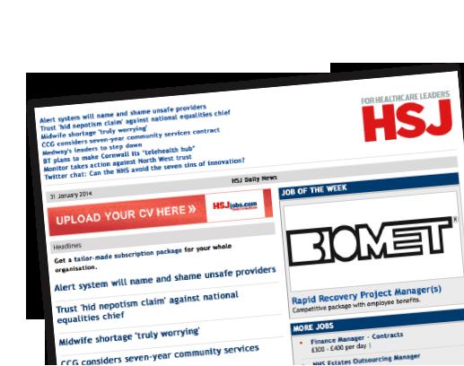 HSJ Newsletters