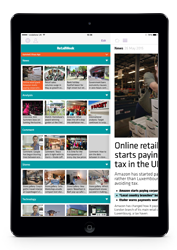 Front cover of Retail Week magazine
