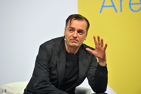 Patrik Schumacher, Zaha Hadid Architects Topic: Housing as Architecture
