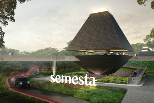 Health - Future Projects Winner: Magi Design Studio, Desa Semesta, Bogor, Indonesia