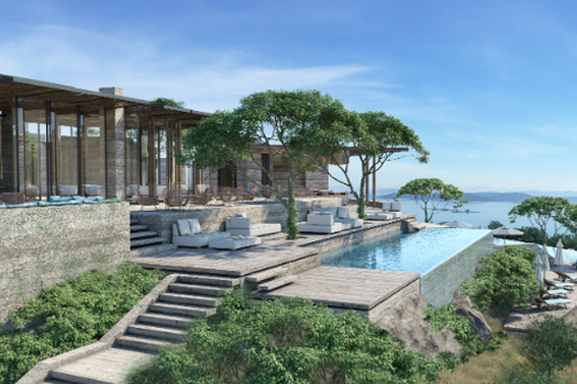 Leisure Led Development - Future Projects Winner: Tabanlioglu Architects, Bodrum Loft, Bodrum, Turkey