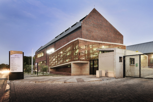 Health - Completed Buildings Winner: Ntsika Architects, Westbury Clinic, Johannesburg, South Africa