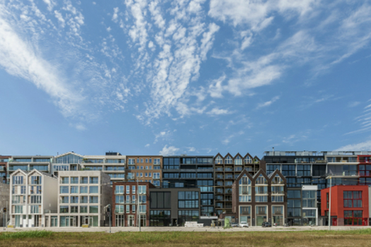 Housing - Completed Buildings Winner Sponsored by GROHE: Marc Koehler Architects, Superlofts Houthaven, Amsterdam, Netherlands