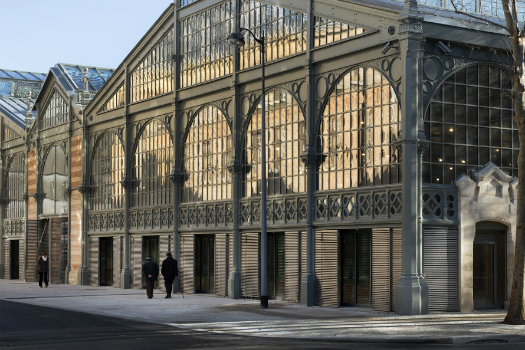 New & Old - Completed Buildings Highly Commended: studioMilou, Le Carreau du Temple, Paris, France