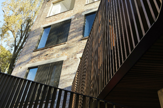 School - Completed Buildings Winner: Andrew Burges Architects, East Sydney Early Learning Centre, Sydney, Australia