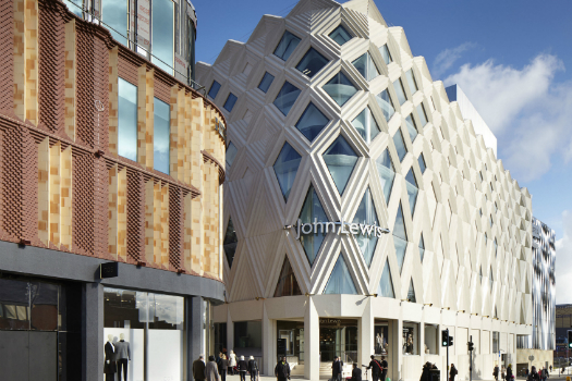 Shopping - Completed Buildings Winner: ACME, Victoria Gate, Leeds, United Kingdom