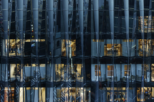 Shopping - Completed Buildings Highly Commended: Nikken Sekkei, Tokyu Plaza Ginza, Tokyo, Japan