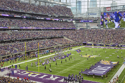Sport - Completed Buildings Winner: HKS, U.S. Bank Stadium , Minneapolis, United States of America​