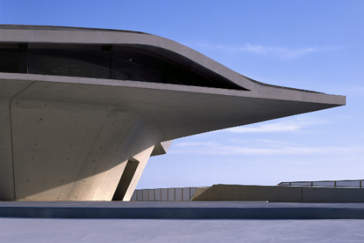 Transport - Completed Buildings Highly Commended: Zaha Hadid Architects, Salerno Maritime Terminal, Salerno, Italy