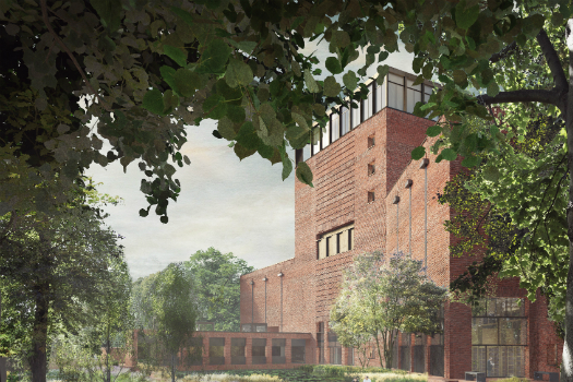 Culture - Future Projects Highly Commended: Wright & Wright Architects, Lambeth Palace Library, London, United Kingdom