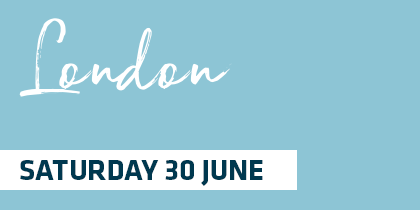 London – Saturday 30 June